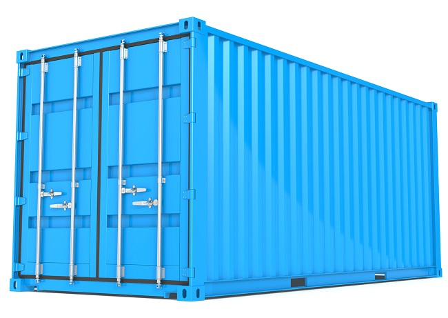 on-site storage containers in Miami FL